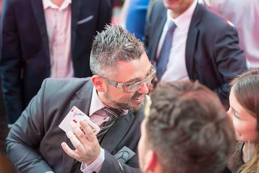 Magicien pour votre anniversaire d'entreprise