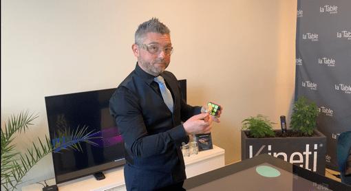 Le mariage de la technologie et de la magie