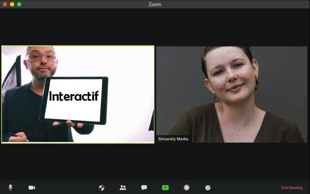 Spectacle en ligne interactif mêlant la magie et le mentalisme