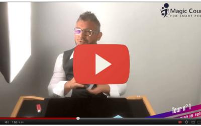 Comment devenir magicien illusionniste?