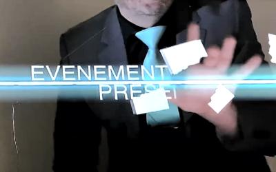 Magie et Hologramme –  Comment créer un spectacle d'hologramme magique