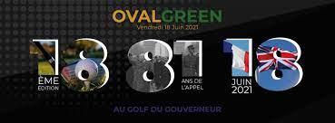 La compétition de golf Ovalgreen au domaine du gouverneur – magicien Lyon et mentaliste
